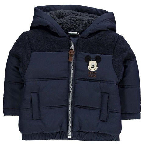 Disney Baby Mickey Mouse Padded Coat