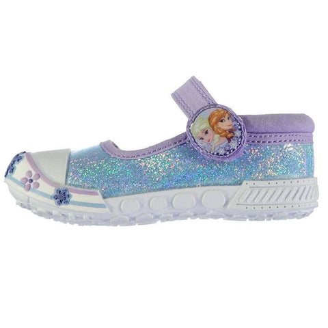 Girls Disney Frozen Canvas Shoes - Novelty-Characters - 1