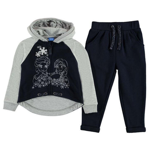 Girls Disney Frozen Tracksuit Set