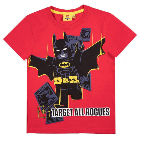 Boys Lego Batman T Shirt