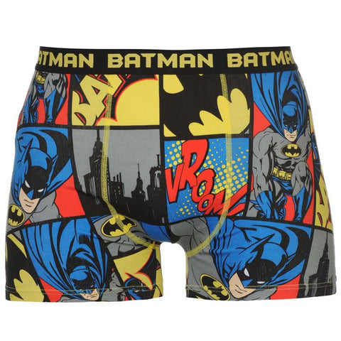 Mens Batman Boxers - Novelty-Characters - 1