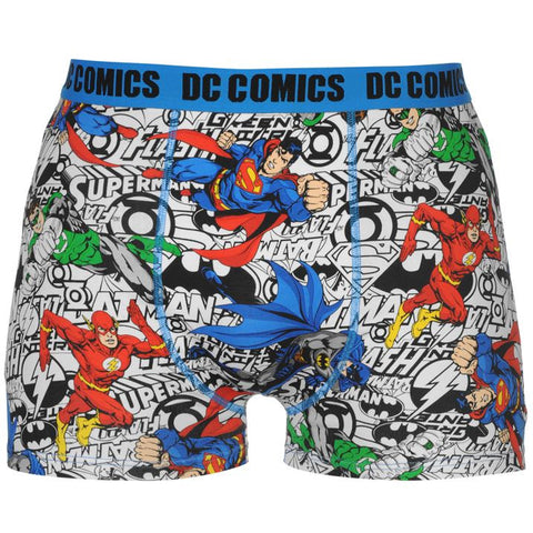 Mens DC Comics Boxers - Novelty-Characters - 1