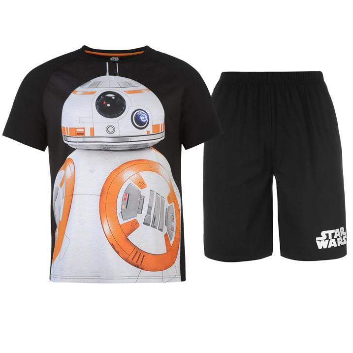 Mens Star Wars BB-8 Pyjamas
