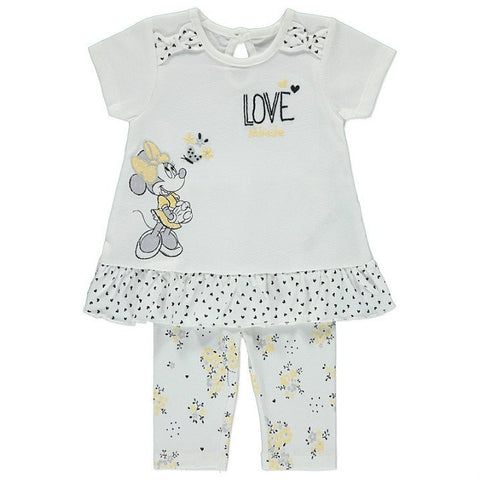 Disney Baby Minnie Mouse Outfit Set