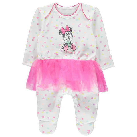 Disney Baby Minnie Mouse Tutu All In One