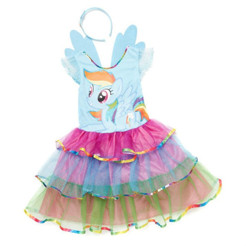Girls My Little Pony Fancy Dress - Novelty-Characters - 1