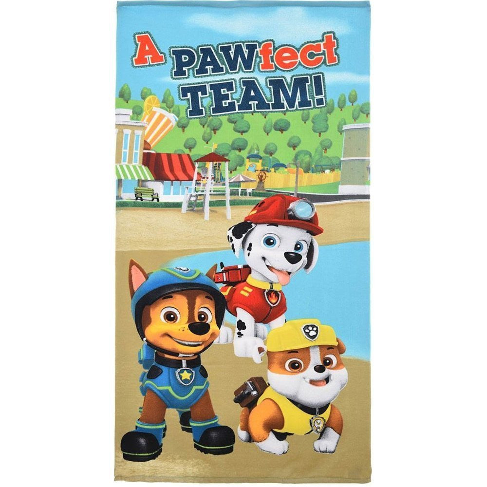 Paw Patrol Beach Towel