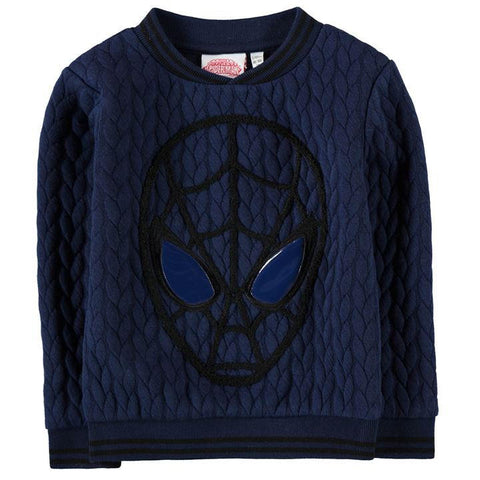 Boys Marvel Spiderman Jumper