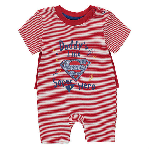Superbaby Romper And Cape