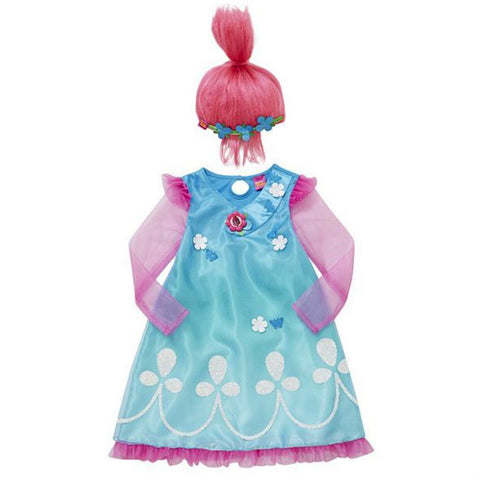 DreamWorks Trolls Poppy Fancy Dress - Novelty-Characters - 1
