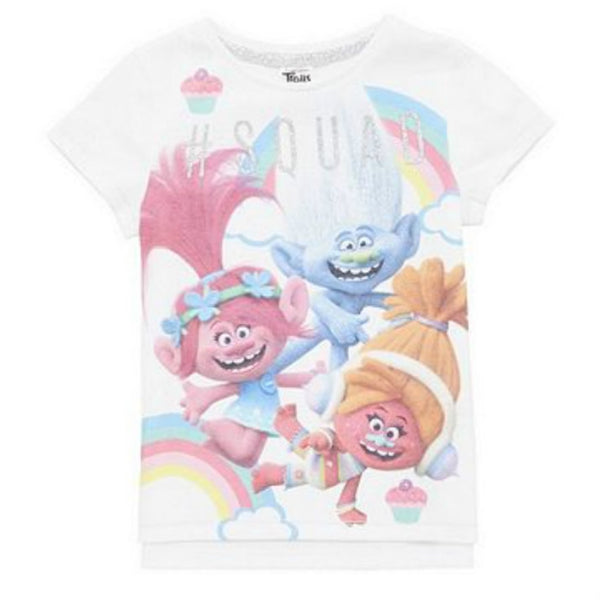Girls DreamWorks Trolls T Shirt