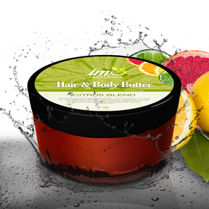 Citrus Blend Body Butter 8 oz