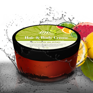 Citrus Blend Body Creme 8 oz