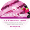 Very Berry Vanilla Hair and Body Butter