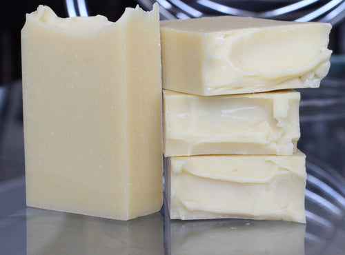 Beauty Unscented Soap - ImoNatural