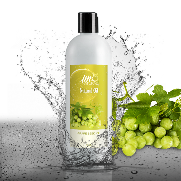 16oz Beauty Grapeseed Oil - ImoNatural