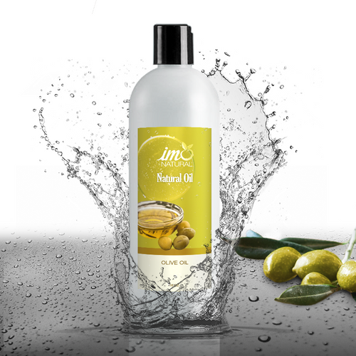16oz Beauty Olive Oil - ImoNatural