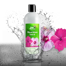 Load image into Gallery viewer, 16oz Beauty Hibiscus Infusion Leave-in Unscented - ImoNatural