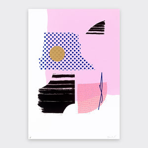 Everything You Do Is Gohn Be Funky (Mono Print)