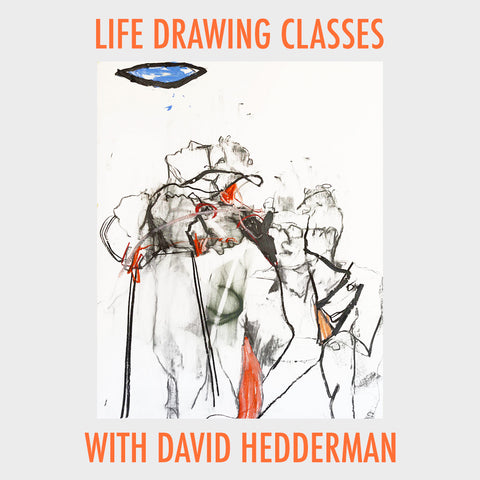 Intensive Life Drawing Workshop (4 Weeks)