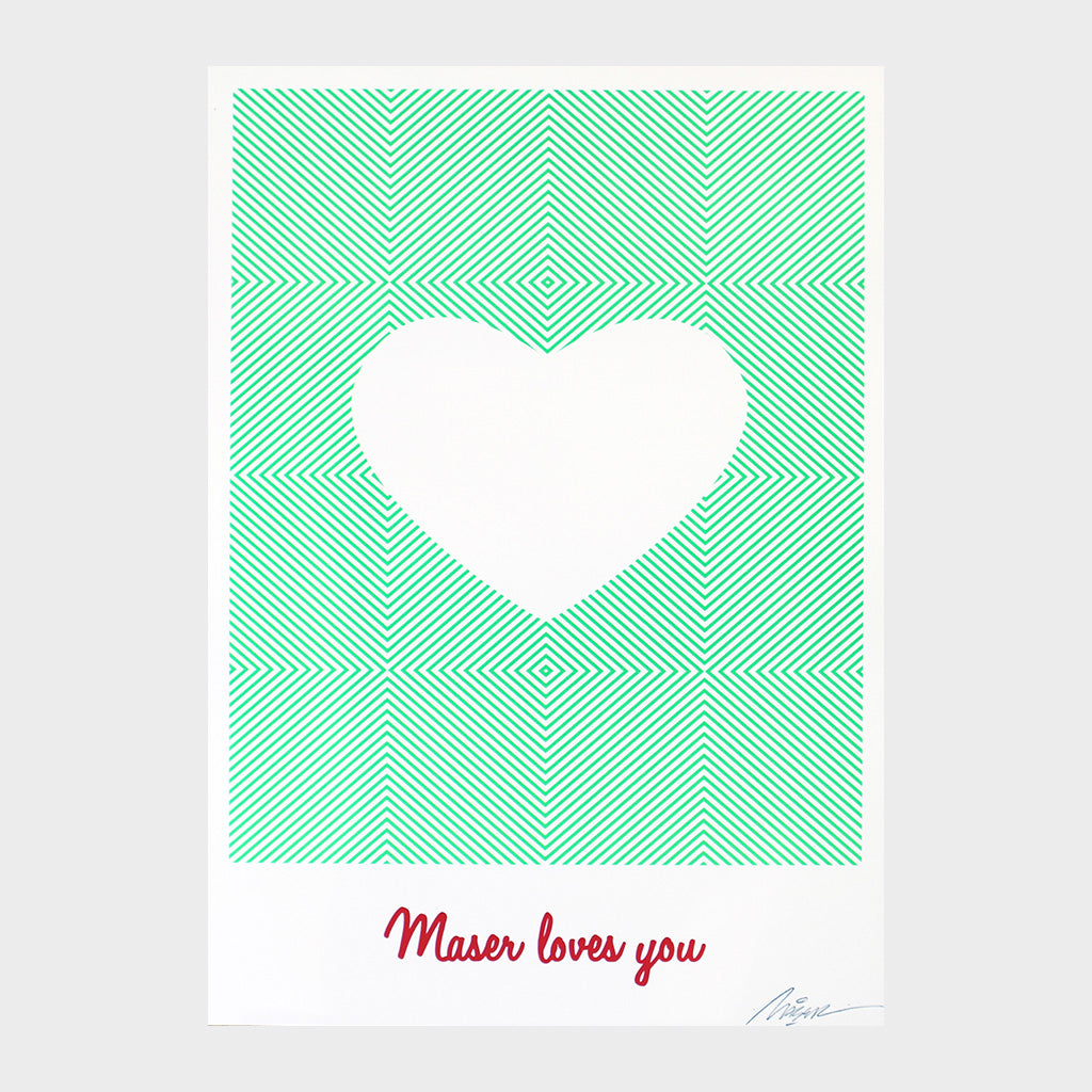 Maser Loves You