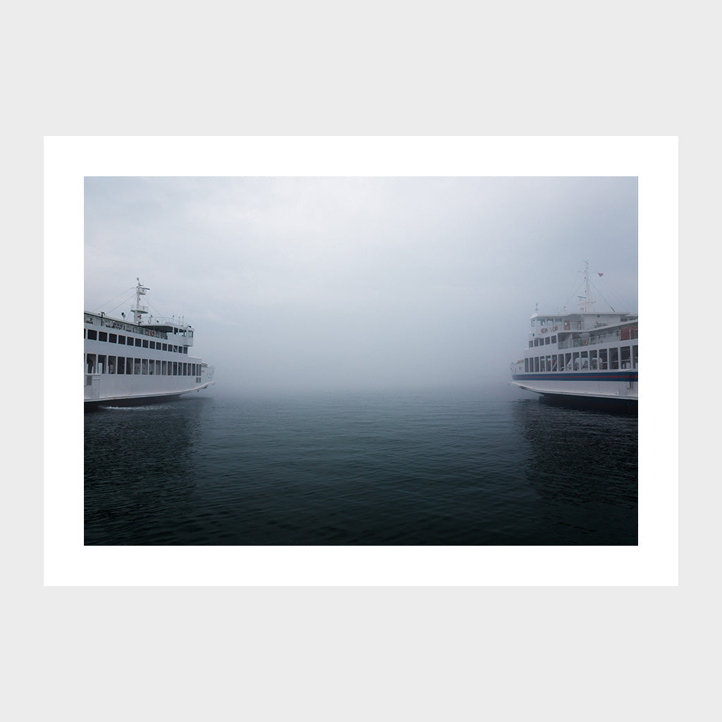 Ferries, Fog, Uno