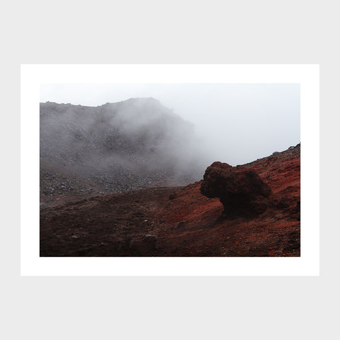 Red Earth, Cotopaxi