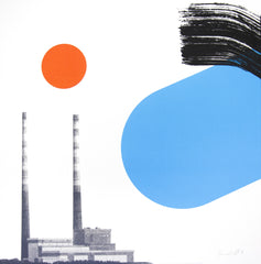 Shane O'Driscoll | Poolbeg Sweep Blue