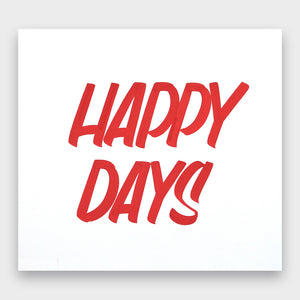 Happy Days (Original)