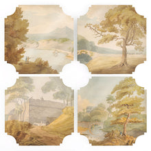 Load image into Gallery viewer, Coasters | Savery Collection, set of four