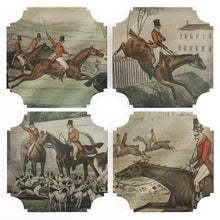 Load image into Gallery viewer, Coasters | Tally Ho!, set of four