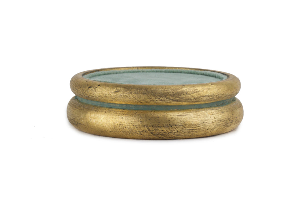 Wooden Gilded Base (Pre-order Only)