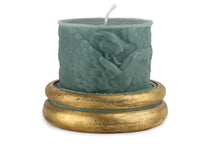 Load image into Gallery viewer, Green Griffin Hand Poured Candle