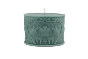 Green Gazelle Hand Poured Candle