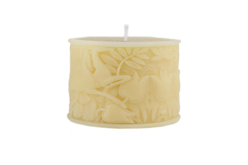 Cream Gazelle Hand Poured Candle (Pre-order Only)