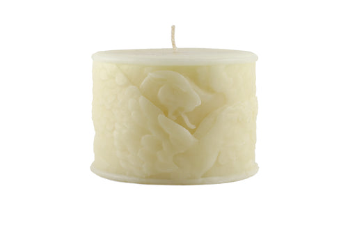 Cream Griffin Hand Poured Candle (Pre-order Only)