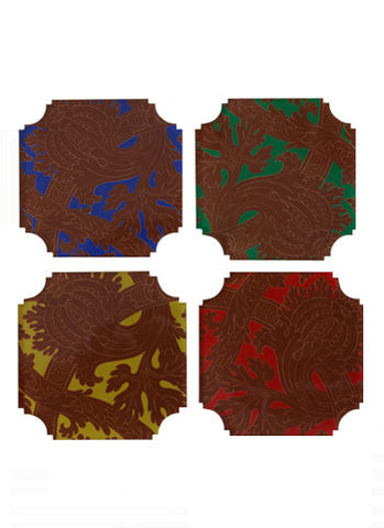 Coasters | French Deco, set of four