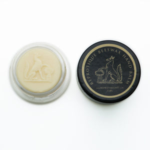 Reprotique Fox Intaglio Hand Balm