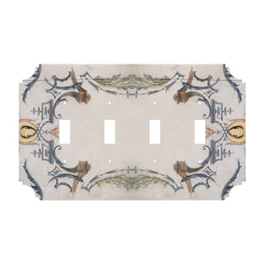 Printed Switch Plates | Italian Tile Collection