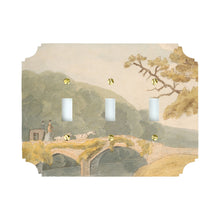 Load image into Gallery viewer, Printed Switch Plates | Bridge, Savery Collection