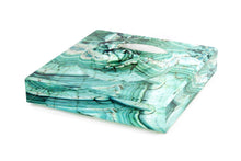 Load image into Gallery viewer, Trinket Bowl | Turquoise Malachite