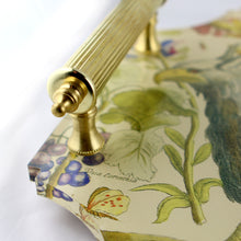 Load image into Gallery viewer, Acrylic Tray - Griffin with Brass Handles