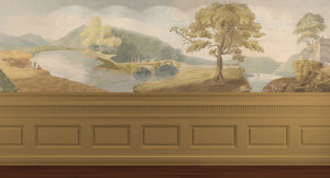 The Savery Collection Mural Wallpaper
