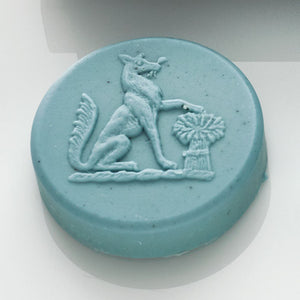 Fox & Fern Soap Collection | Wedgewood Blue