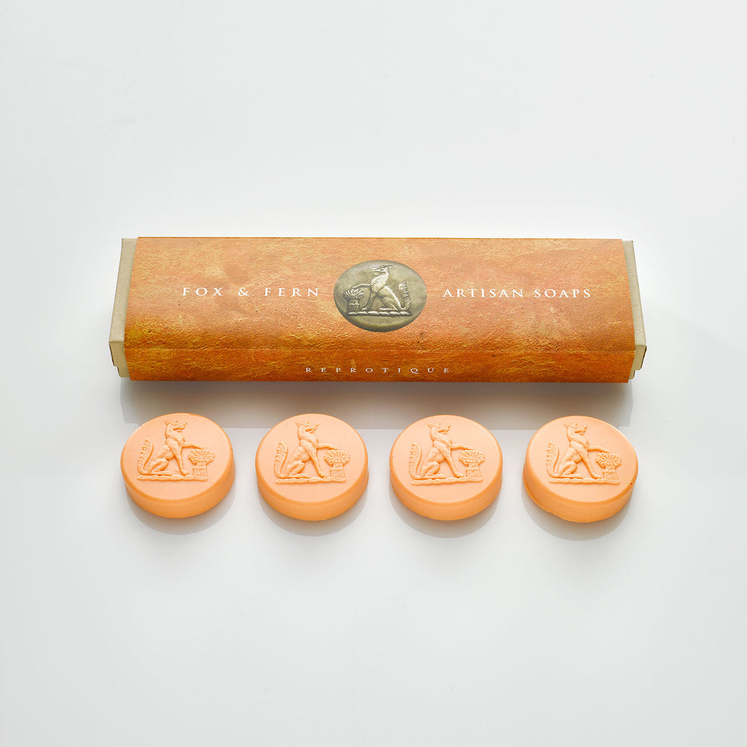 Fox & Fern Soap Collection | Blood Orange