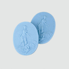Load image into Gallery viewer, Venus Intaglio Soap Collection | Blue