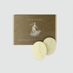 Venus Intaglio Soap Collection | Cream