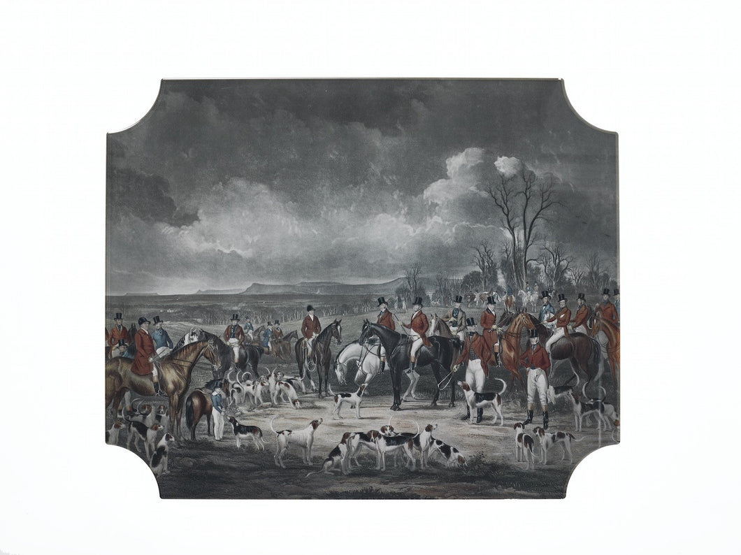 Placemat | British Hunt, set of 4