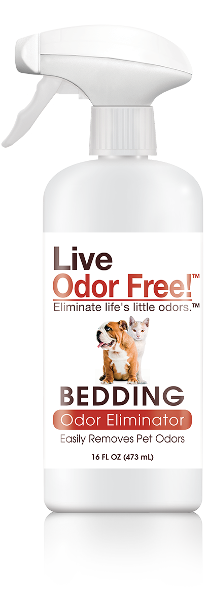 Pet Bedding Odor Eliminator (16oz)