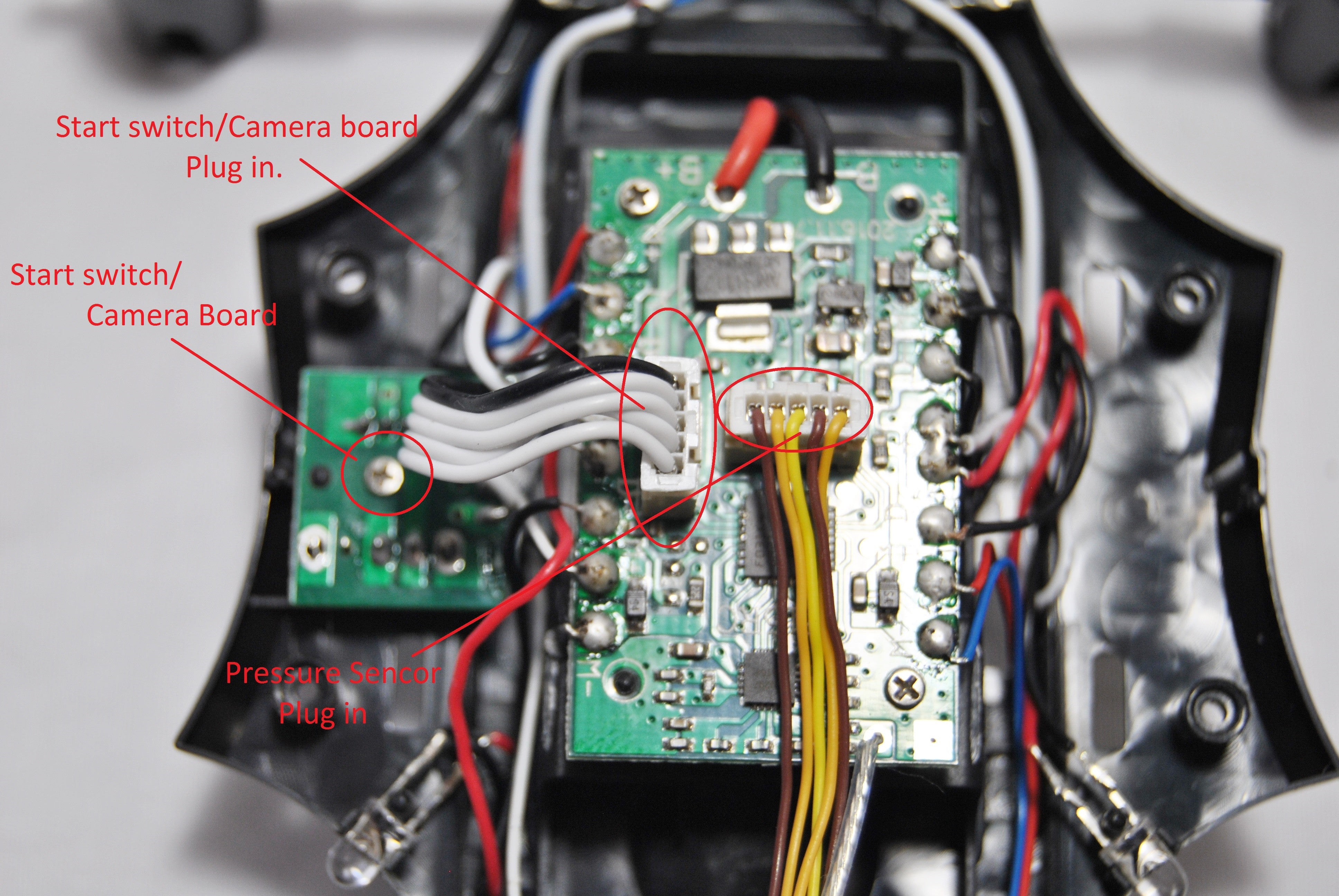 Burst Auto Faq Litehawk Shop Pull Start Engine Wiring Now Remove The Pressure Sensor Harness From Esc Use A Small Flat Screw Driver To Loosen It Up On All Sides So That You Dont Have